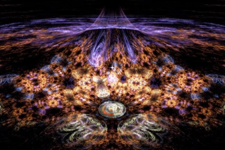 Inox - abstractart, digitalart, fractals - pixeldreamer | ello