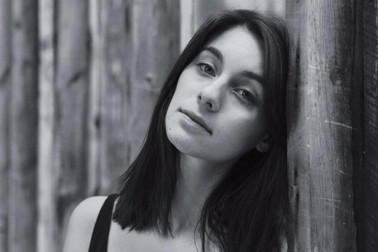 Actor model Ashley Dane Clark - portrait - iangarrickmason | ello