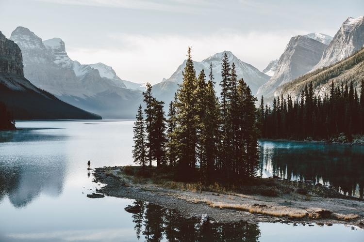 Spirit Island. Canada words. im - rawmeyn | ello