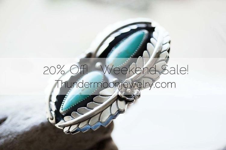 Hey guys! sale shop weekend!! 2 - thundermoonjewelry | ello