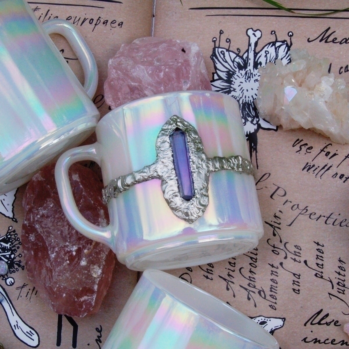 Intergalactic Moonbeam Mugs Vin - unicornslovesugarmoonbeams | ello