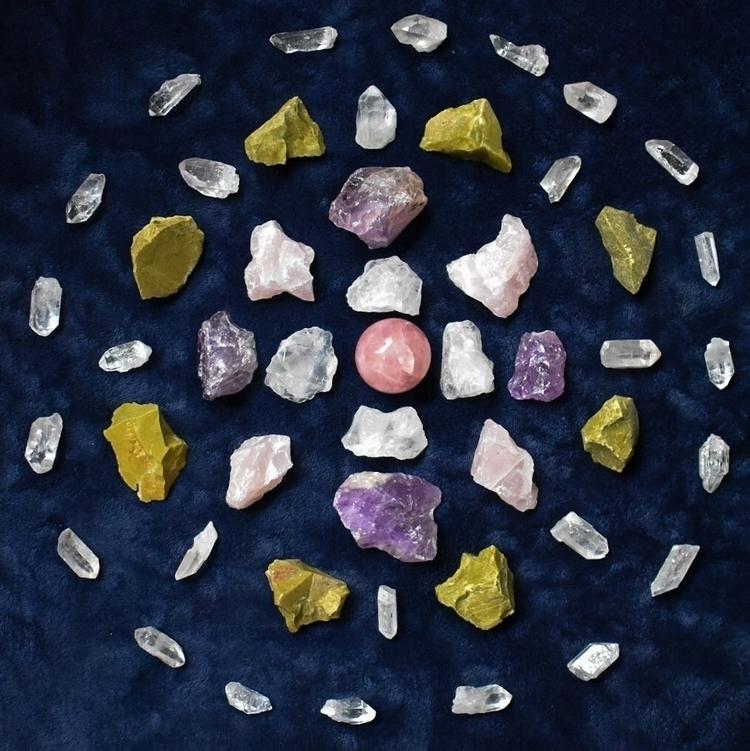 Crystals Stones: $10 $25 code J - helloviolet | ello