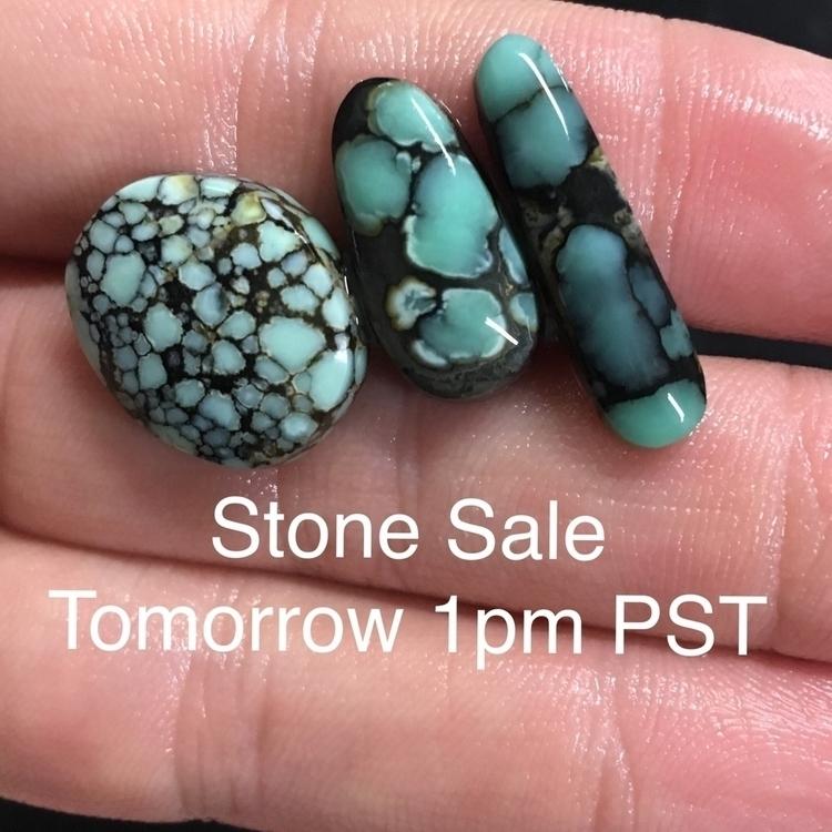 sale tomorrow! love High Grade  - stephs_stones | ello