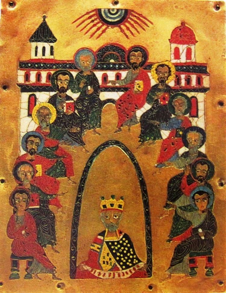 Pentecost (1101-1200) საქართველ - tomasstein | ello