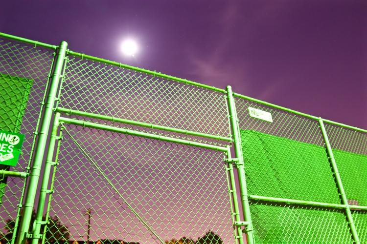 green streetlights Urban Ecolog - neonpherepapha | ello