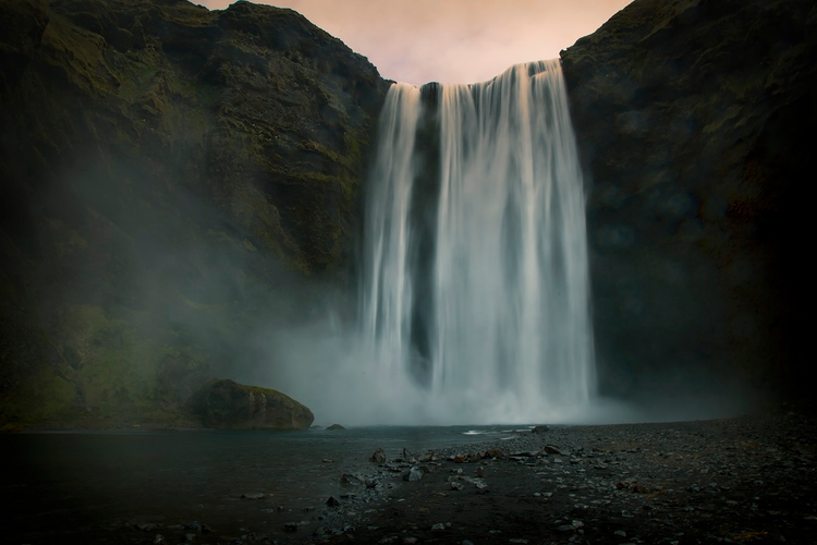 Icelandic Waterfall - riabinin | ello