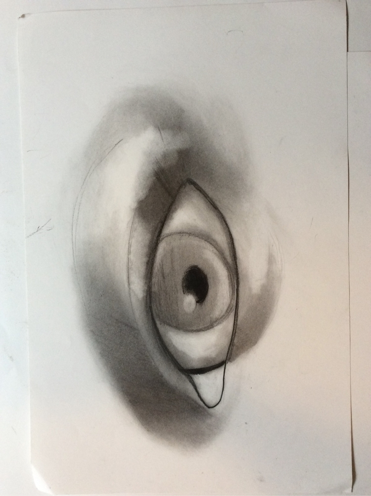 Eyeball practice - tahjwilson1 | ello
