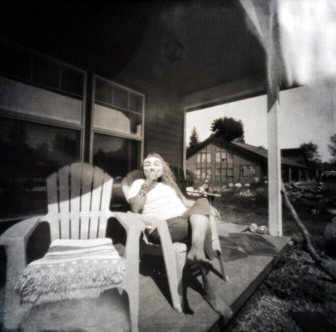 Vendetta Pinhole image paper - katznjamn31545 | ello