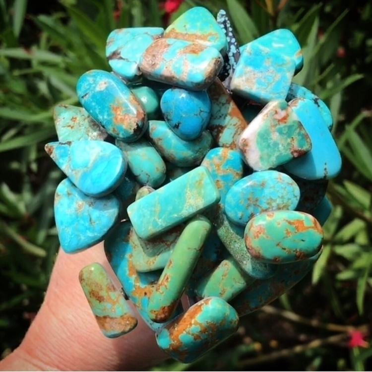 $1 carat sale Turquoise (stabil - stonephase | ello