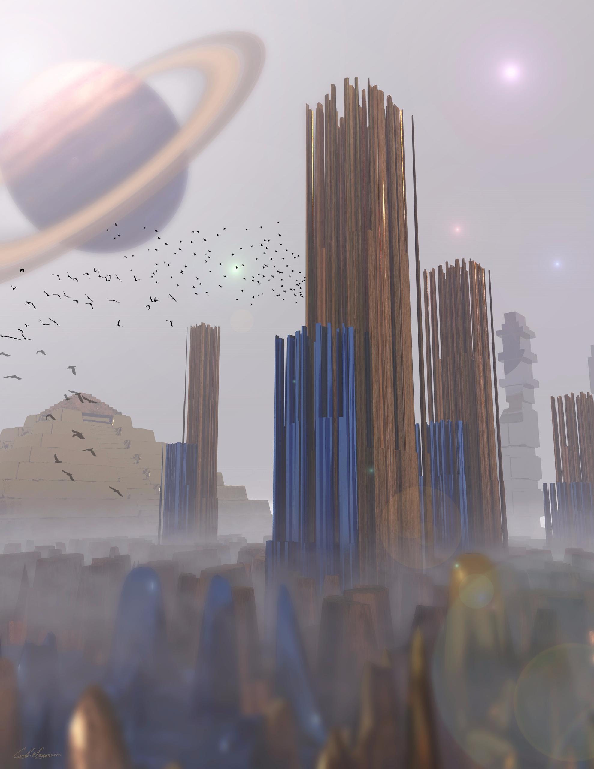 Veiled Sector Titan | Cody Samp - codysampson | ello