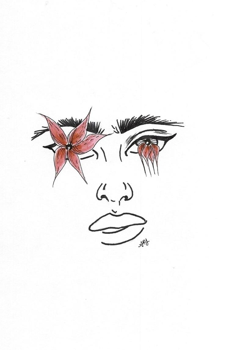 Anjelica Rose Sauerwein Flower  - anjelicaroses | ello