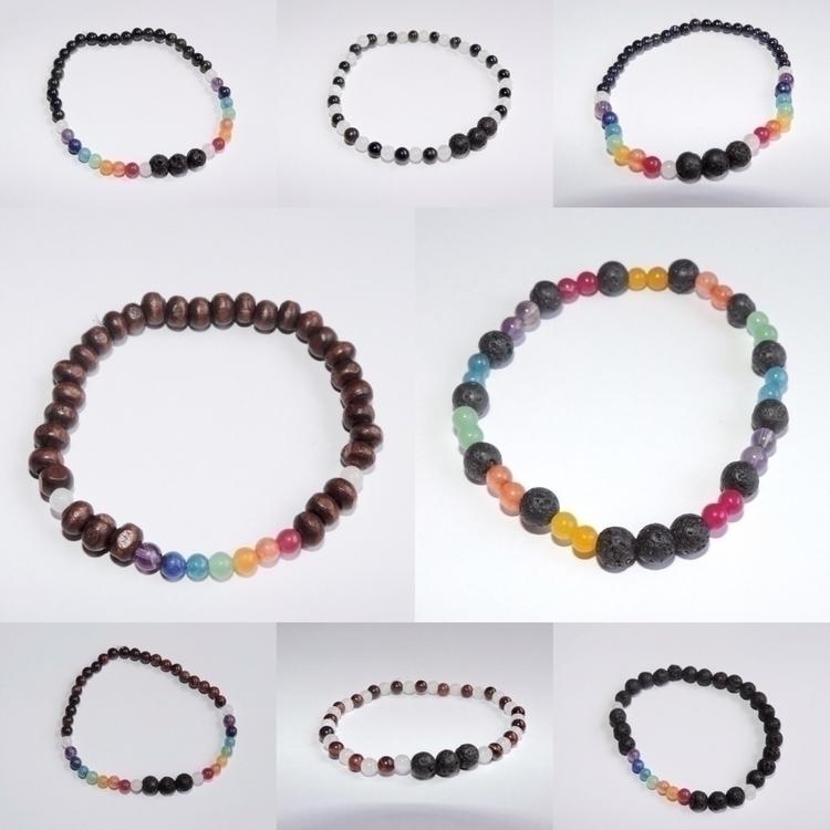bracelets Chakra/diffuser brace - sunburntaloe | ello