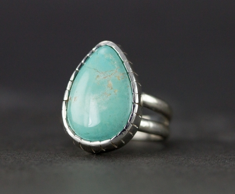 Royston turquoise ring added sh - allwirdupjd | ello