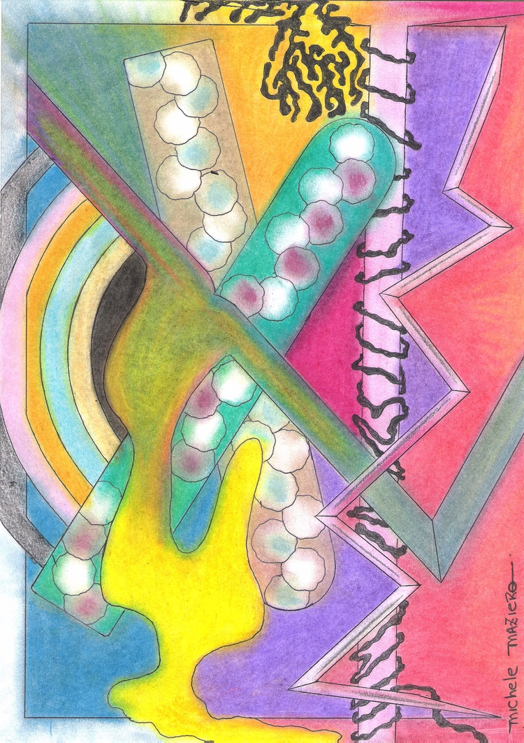 Pastel Chalk  - micmazi | ello