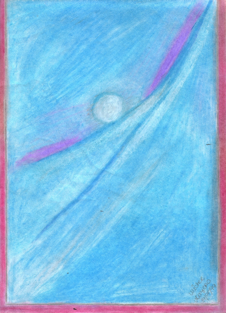 Pastel Chalk - II [eleven years - micmazi | ello
