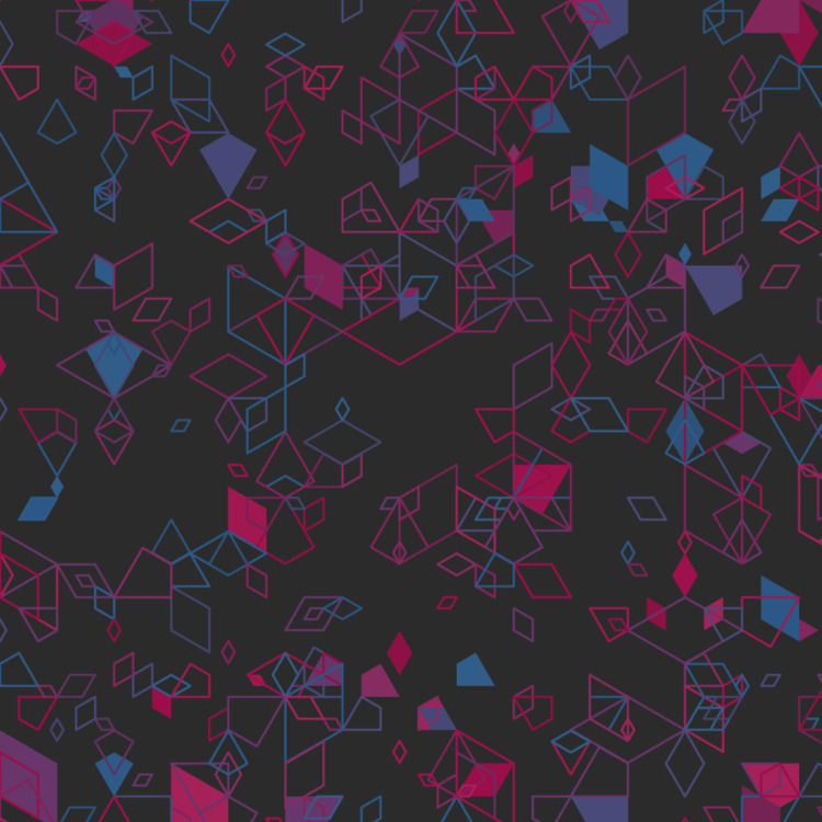 Geometric Shapes / 170604 - processing - sasj | ello