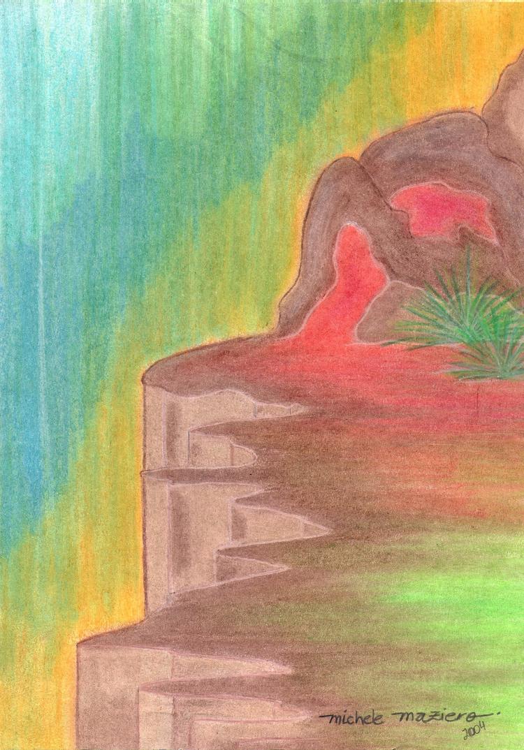 Pastel Chalk - IV - micmazi | ello