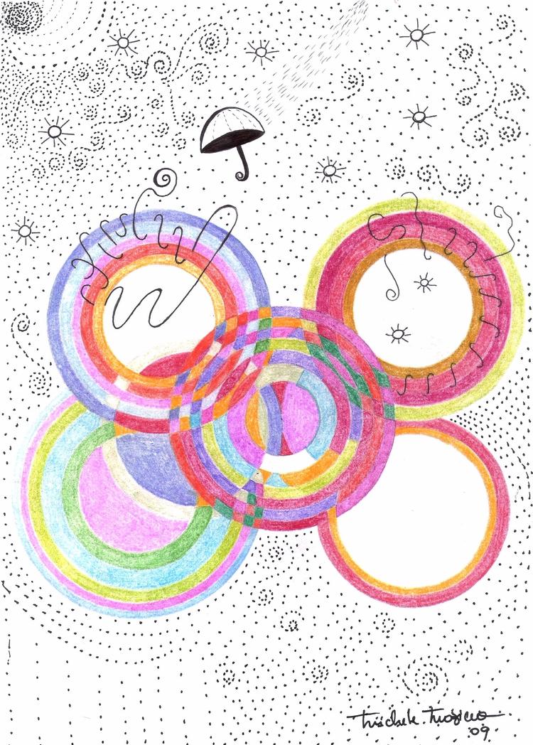 Umbrella - Pencil/ Nanny - micmazi   ello