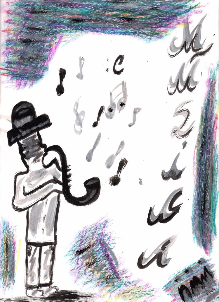 Jazz II - Nanny [2009 - micmazi | ello