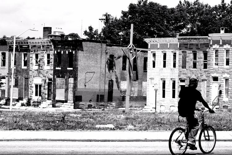 Heart East Baltimore Photograph - tmphotographybaltimoree | ello