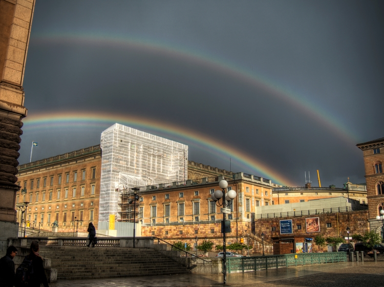double Stockholm - storm passed - neilhoward | ello