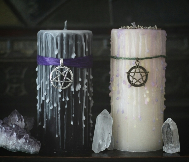 rituals!#witchcraft - witchythings - firsteditioncandleco | ello