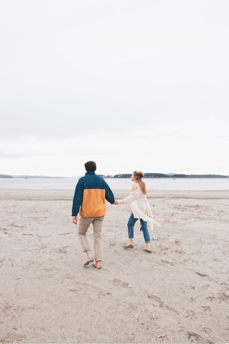 Beach Walks - photography, ello - minnley | ello