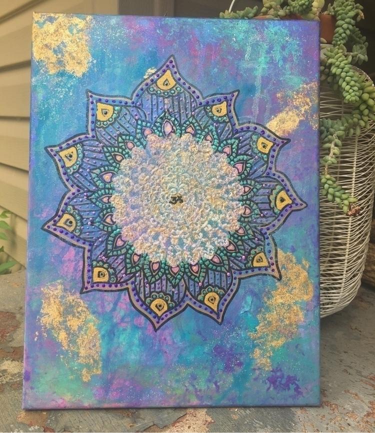 12x16 Transcendental Peace SOLD - thatgirlstayce | ello
