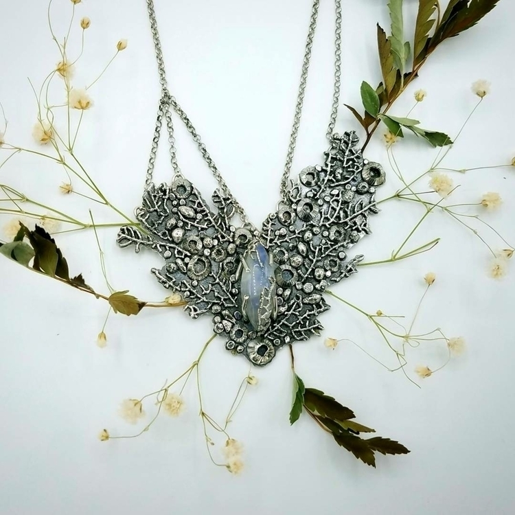 gorgeous sterling silver moonst - newerajewels   ello