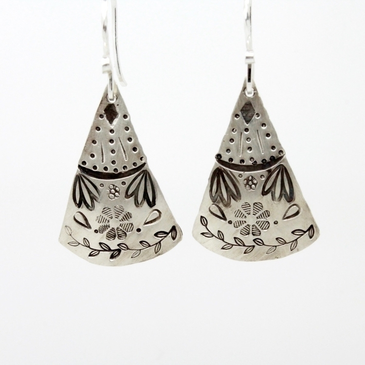 Simple versatile sterling silve - gemini_lotus_designs | ello