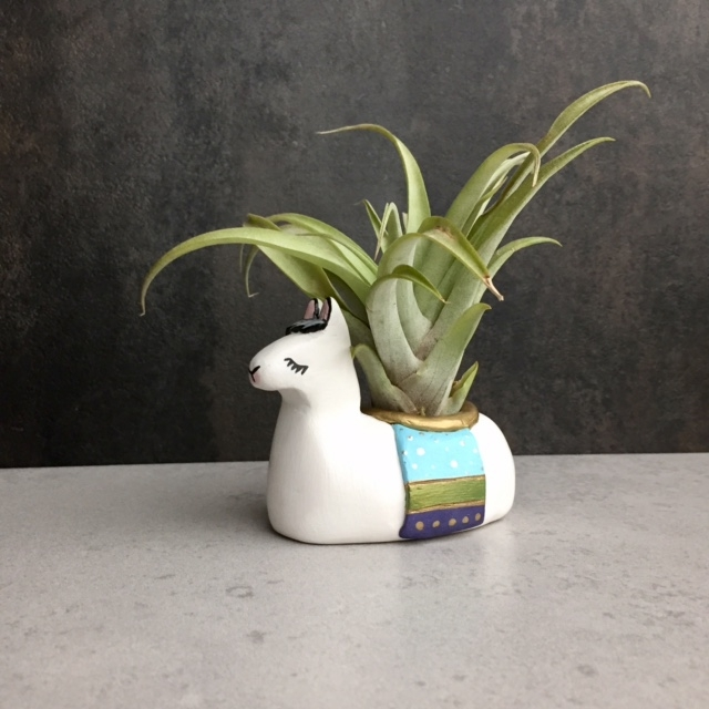 Doti Llama devoted lil' air pla - bitsofsilver | ello