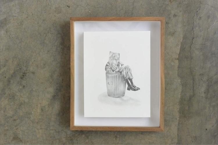 Missing, 2015 - drawing, contemporaryart - sebastianvdp | ello