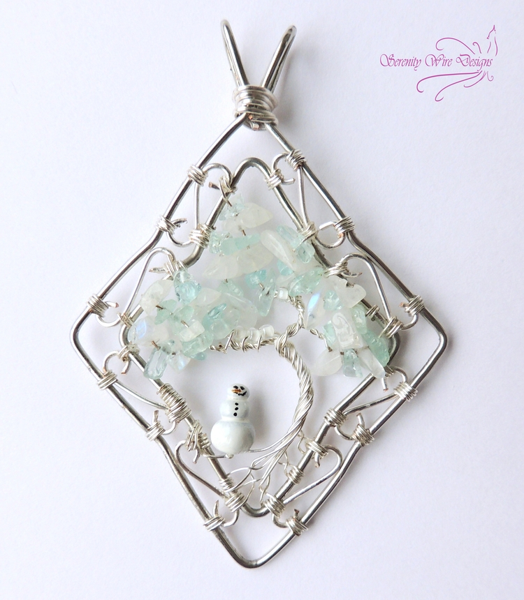 ooak tree covered beautiful fla - serenitywiredesigns | ello