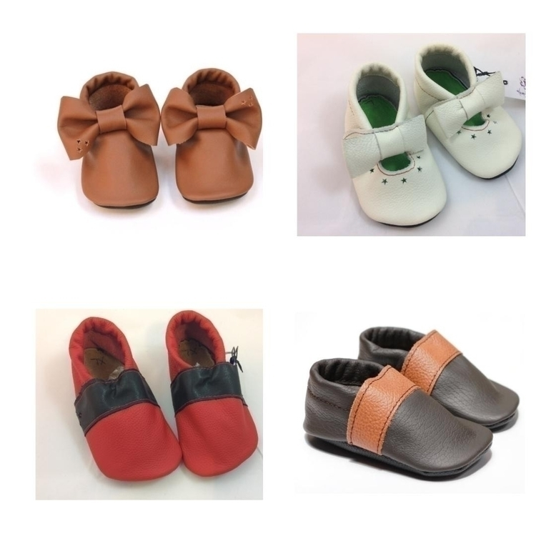 gorgeous hand leather shoes - babyshoes - ateliercrafers | ello
