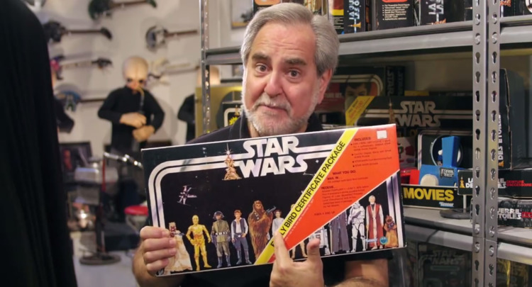 Famous Star Wars collector robb - bonniegrrl | ello