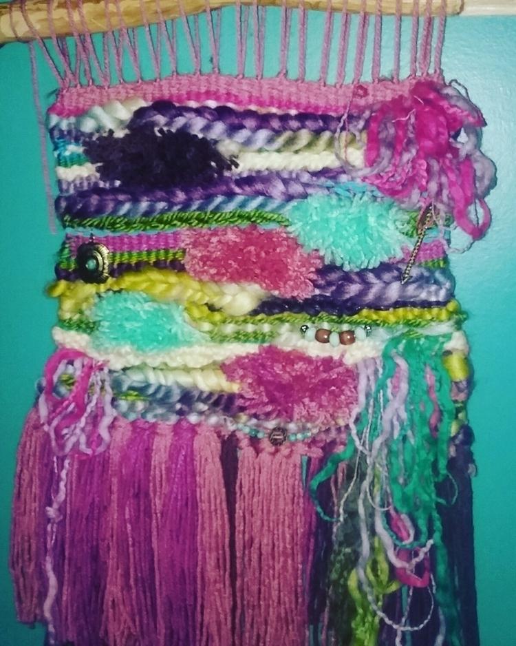 woven wall hanging sale IG acco - bohemianfire | ello
