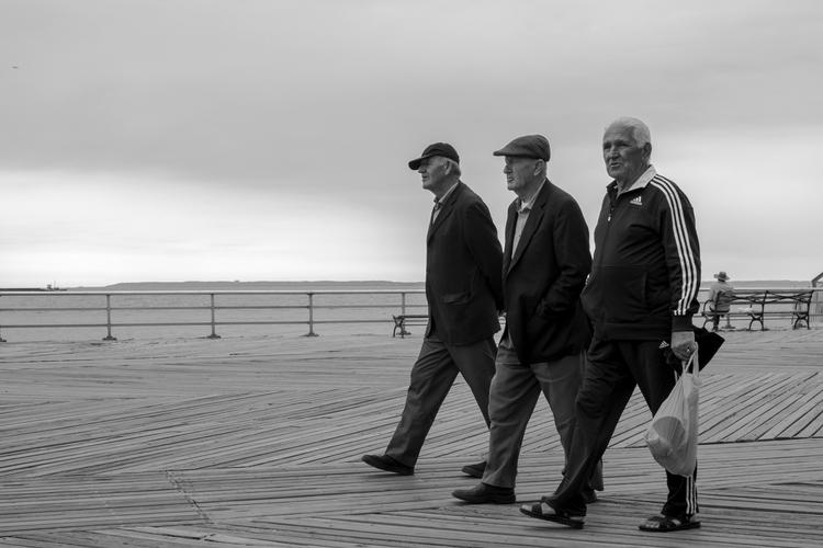 Reservoir Dogs Coney Island, NY - giseleduprez | ello