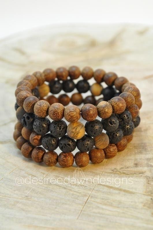 favorite wrap bracelets. Cacao  - desireedawndesigns | ello