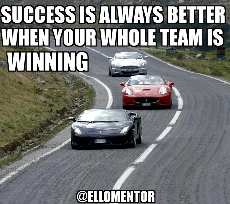 Success sweeter squad winning:1 - ellomentor | ello
