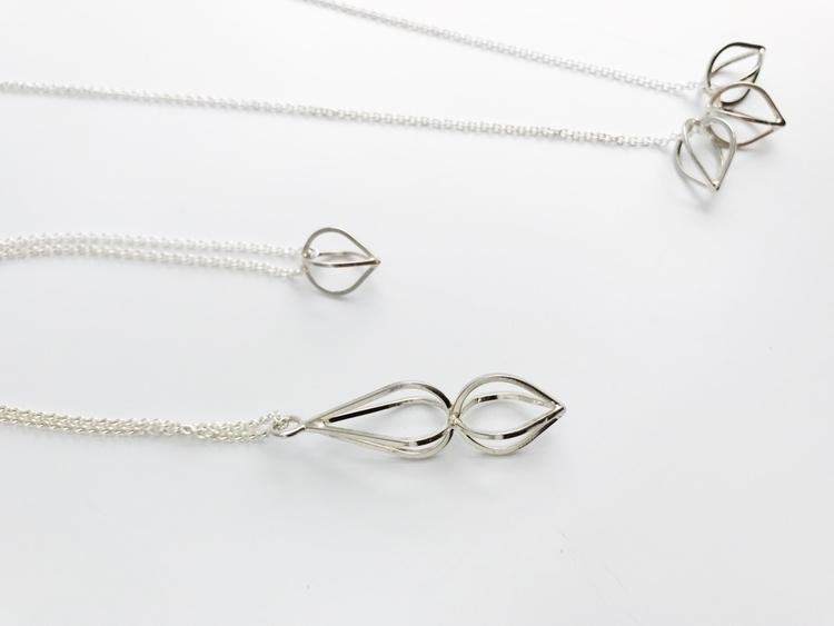 Seed pod pendants - ellojewelry - tinyerica | ello