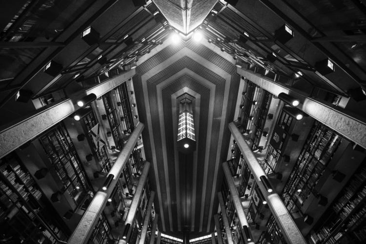Thomas Fisher Library - Toronto - benroffelsen | ello