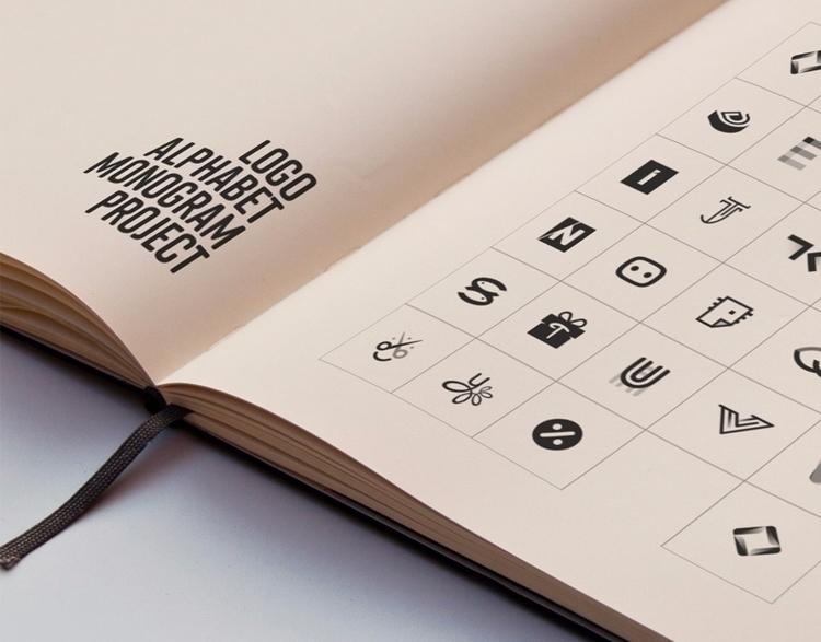 Monogramico - Client logomarks - logoholik | ello