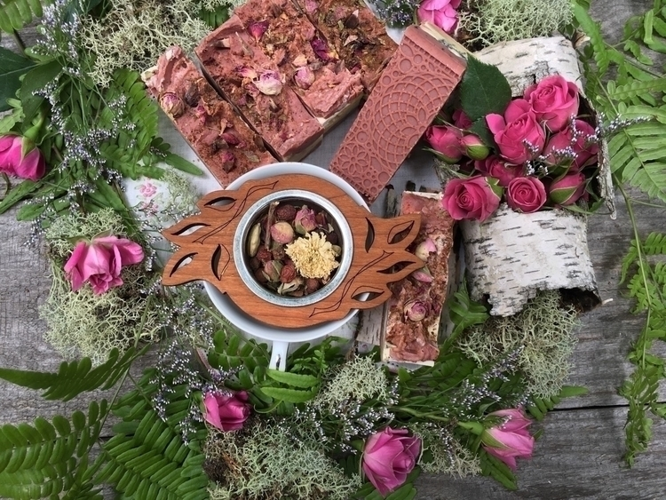 handmade soaks works art. Briar - mysticalblossoms | ello