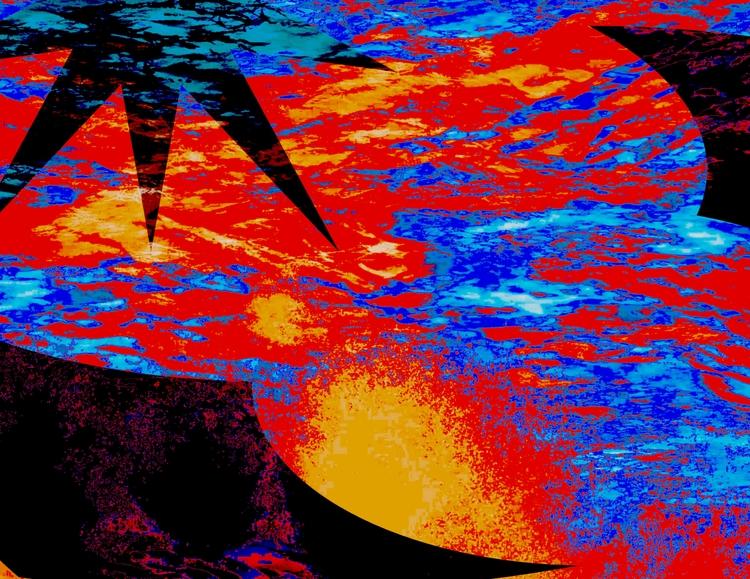 Bright Water Star - 2653 - jmbowers | ello
