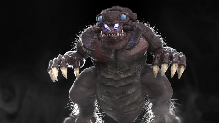 Umberhulk (monster DD :) ); ZBr - joshpurple | ello