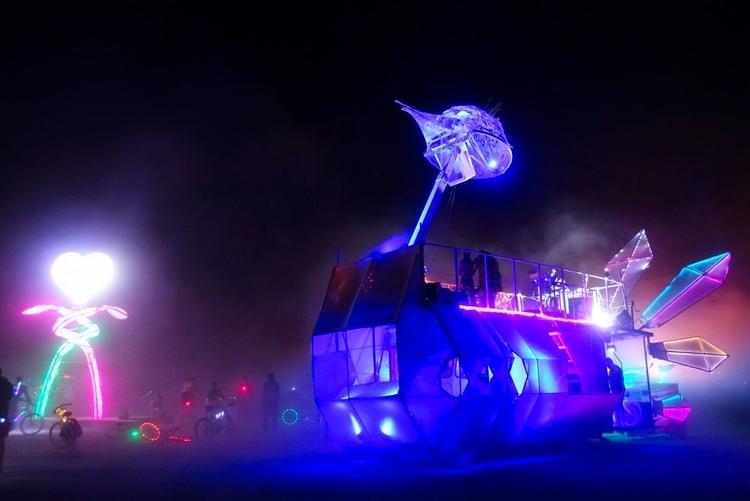 PAVO // peacock art car story d - thegreatdemise | ello