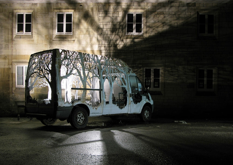Artist Dan Rawlings merges subj - decorkiki | ello
