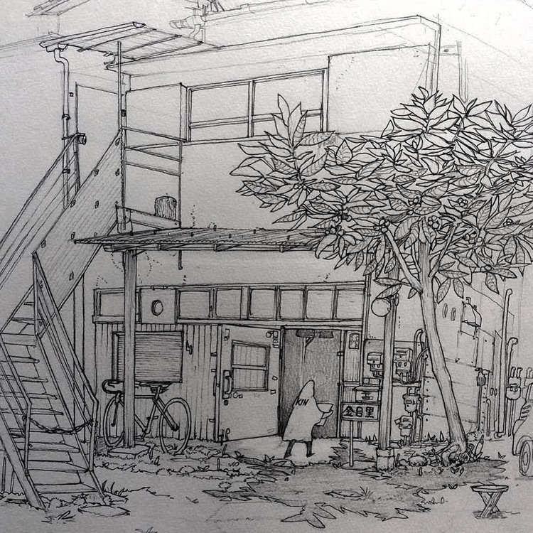 artist - talltreesoftokyo, tokyo - helliongallery   ello