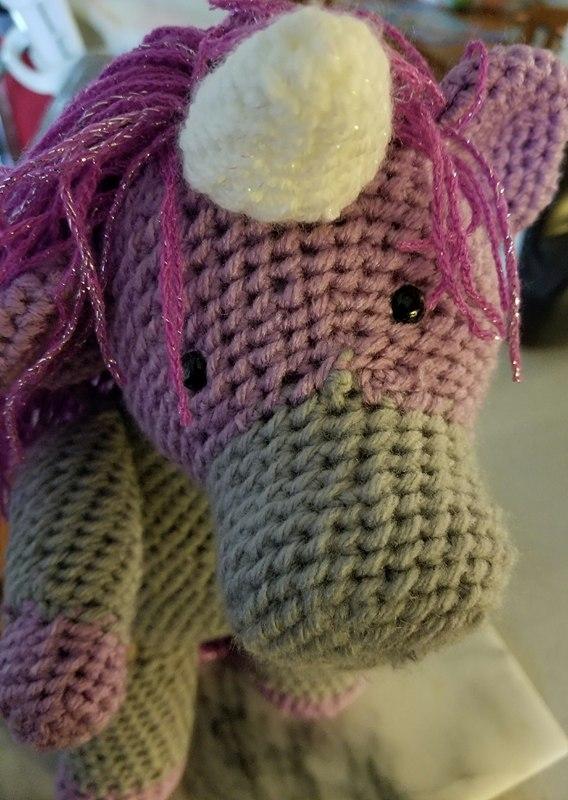 unicorn, sparkley, unicornstuffie - mecraftycreations | ello
