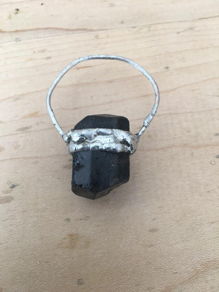 Dravite Tourmaline pendant...co - fightlikeagem | ello